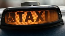 Taxi driver refused fare from woman with MS