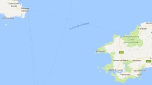 Pembroke to Rosslare