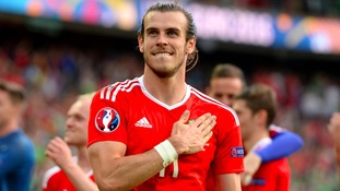 Gareth Bale: Wales forward among nominations for FIFA team of the year