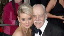 Sheridan Smith's 'much-loved' dad dies after cancer battle