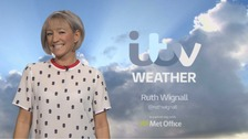 Wales Weather: A cloudy end to the week!