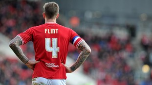 Bristol City: defender Aden Flint signs new contract to stay at Ashton gate until 2020