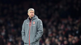 Arsenal boss Wenger quiet on England job offer