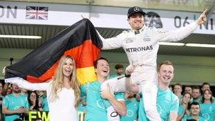 Formula One champion Rosberg announces retirement