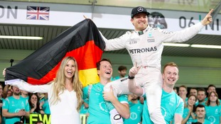 Rosberg has retired from Formula One.