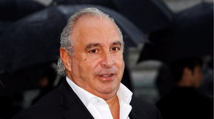 Sir Philip Green.
