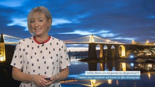 Wales Weather: Frost-free tonight for many!