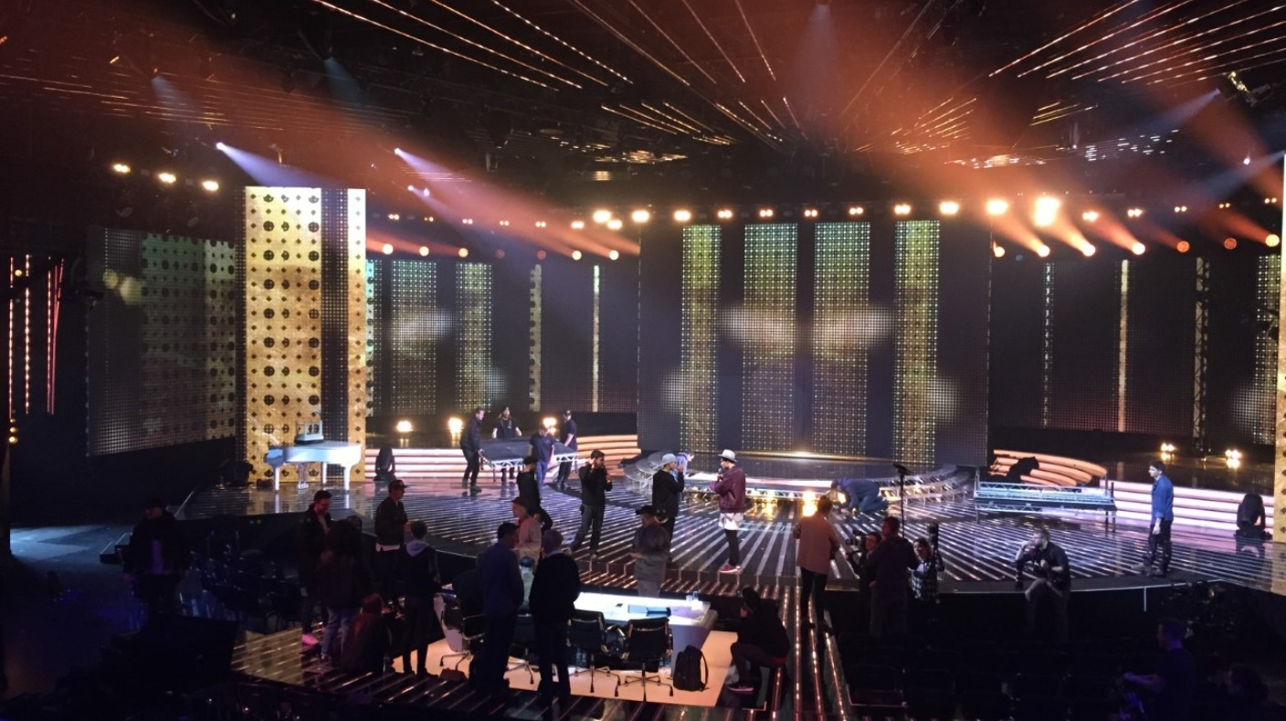 Farewell to the home of X Factor: Studio to be demolished after semi-finals