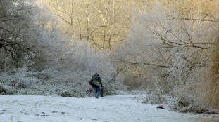 Wednesday saw a widespread frost across large parts of the country.