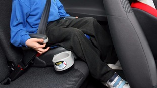Two thirds of parents 'don't understand' child car seat regulations