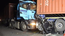 Lorry driver jailed for using Facebook before fatal crash