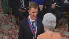Royal honour for Sussex astronaut Tim Peake