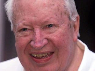 Sir Edward Heath pictured in 2000.
