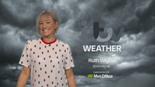 Wales Weather:  more cloud around and mostly frost-free