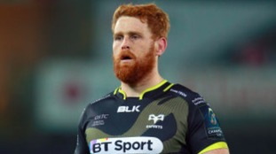 Ospreys second in the table after Edinburgh win
