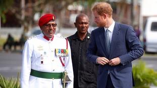 Prince Harry to explore Guyana's rainforest as Caribbean tour draws to a close