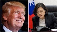 Donald Trump breaks US policy with 'provocative' Taiwan call