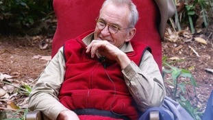Larry Lamb on I'm A Celebrity ... Get Me Out Of Here!