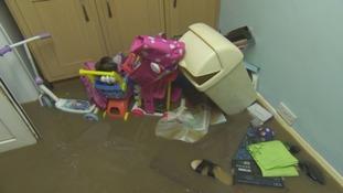 Floods anniversary: Border region reflects