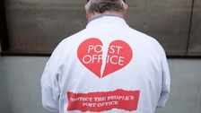 Post Office unions and managers clash over impact of strike