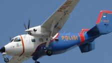 A P4201 aircraft