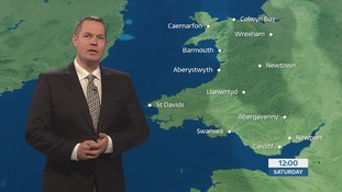 Wales weather: Largely dry with sunny spells