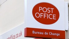Midlands Post Office workers take to picket lines