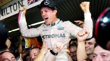 Rosberg Lewis