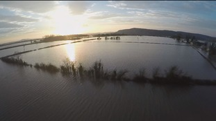 Landowners call for more action to prevent flooding a year on from Storm Desmond