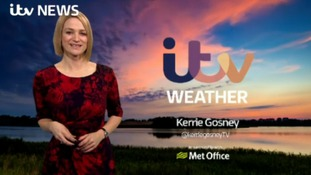 Saturday evening NW weather update with Kerrie
