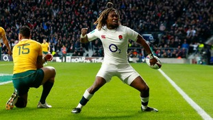 England beat Australia at Twickenham to stretch unbeaten run