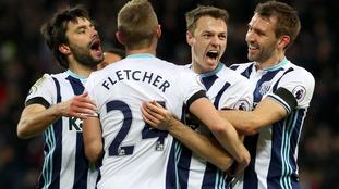 Premier League report: West Brom 3-1 Watford