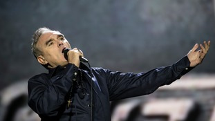 Smiths frontman Morrissey attacks Bank of England over new £5 note