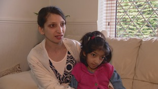 Anguish after ill daughter's treatment money stolen