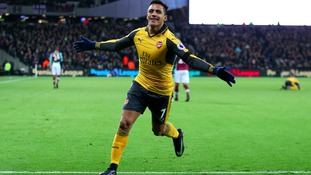 Premier League report: West Ham 1-5 Arsenal