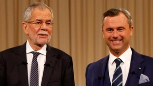 Far right or Greens: Austria votes for its new president