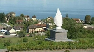 French town told to remove Virgin Mary statue