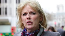 Man arrested over Anna Soubry tweet