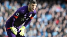 'I'm sorry' - Saints keeper apologises for costly error