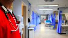 Cumbria has a shortage of nurses.