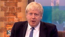 Boris: Control over UK laws is top of Brexit agenda