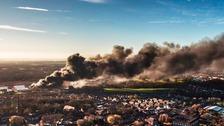 Prescot fire