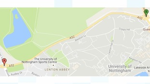 A52 Derby Road