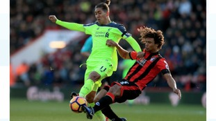Bournemouth secure first ever win against Liverpool