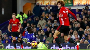 Premier League report: Everton 1-1 Manchester United