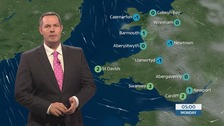 Wales Weather: Clear skies tonight with frost developing