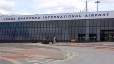 Plans for new rail station connecting to Leeds Bradford Airport