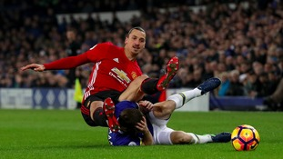 Everton 1-1 Man Utd: Three things we learned