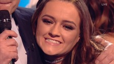 Emily Middlemas booted out in X Factor semi-finals