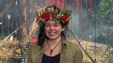 I'm A Celebrity: Scarlett Moffatt crowned Queen of the Jungle